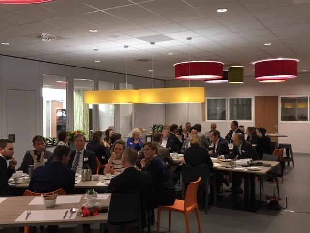 Statenontbijt met ondernemers 17 maart 2017