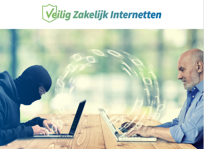 Nieuwsbrief #5: Veilig Zakelijk Internetten