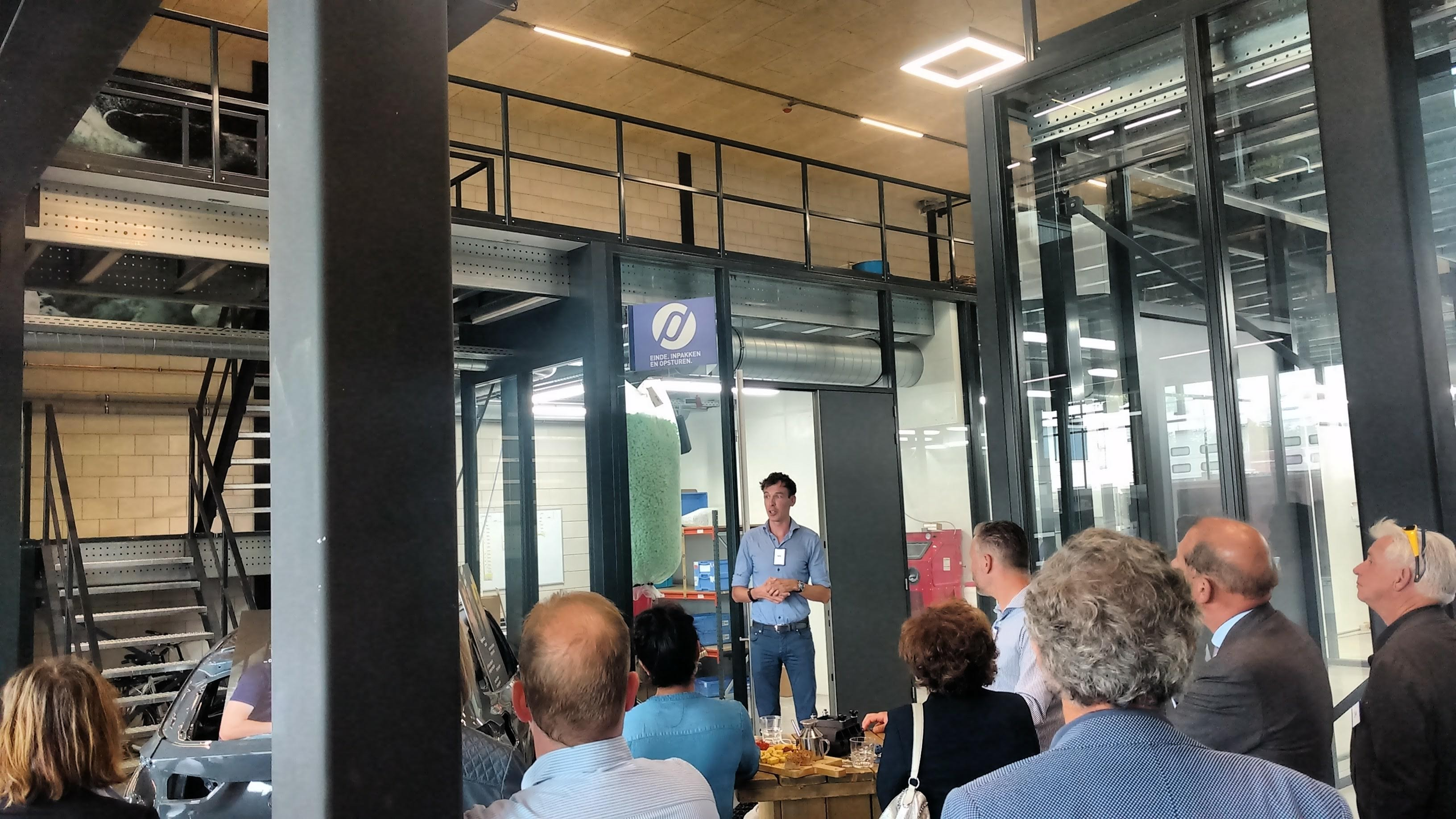 Inluiding van de zomer bij Parts on Demand op 3 juli in Utrecht