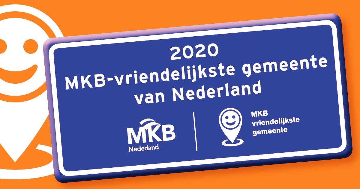 Stembus geopend voor de MKB-vriendelijkste gemeente van Nederland